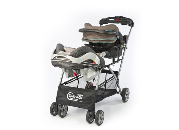 Double Stroller Comparison Side By Side And Tandem