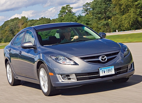 Best First Cars For Teenage Drivers