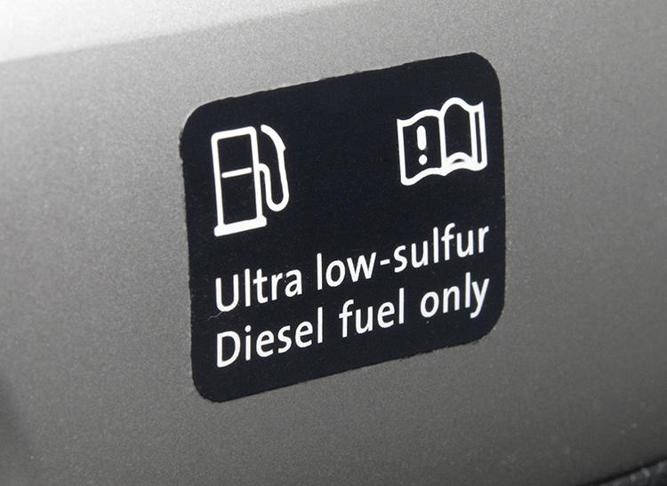 2011 Volkswagen Jetta TDI label