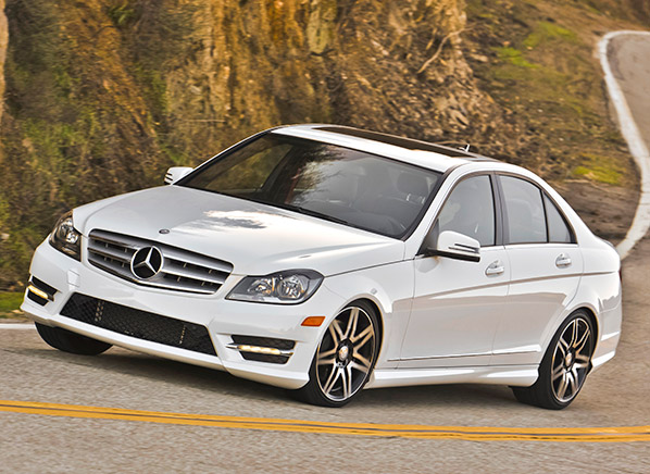 Epa finds mercedes c class fuel economy figures are off for Mercedes benz c300 consumer reports