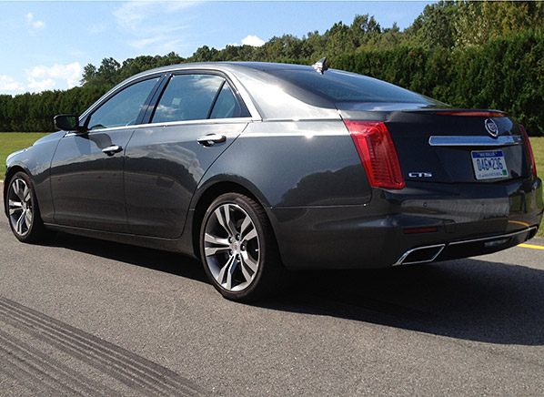 2014 cadillac cts first drive review consumer reports news. Cars Review. Best American Auto & Cars Review