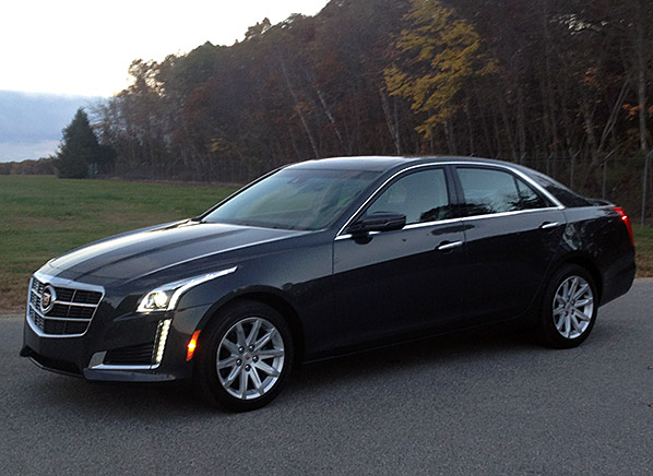 2014 cadillac cts just in consumer reports news. Black Bedroom Furniture Sets. Home Design Ideas