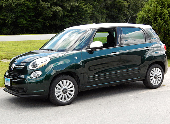 2014 Fiat 500l Wagons Consumer Reports News
