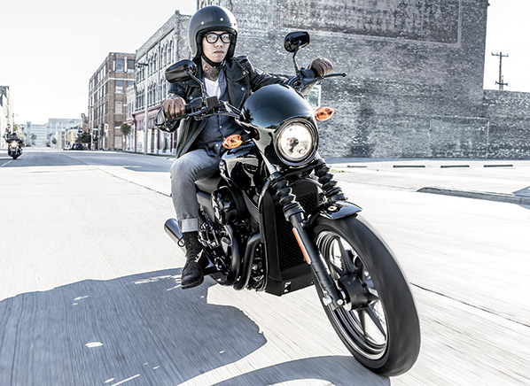 All New Six Thousand Dollar Harley Davidsons Bring Riding To The Masses