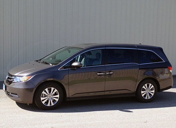 2014 Honda Odyssey Minivan Reviews Consumer Reports News