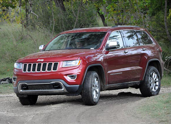 2014 jeep grand cherokee ecodiesel first look consumer reports news. Black Bedroom Furniture Sets. Home Design Ideas