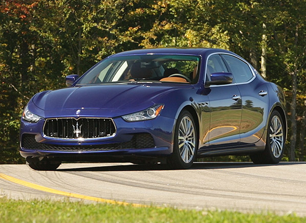 2014 maserati ghibli s q4 first drive review video consumer reports news. Black Bedroom Furniture Sets. Home Design Ideas
