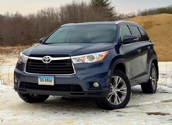 2014 Toyota Highlander First Drive Review Consumer