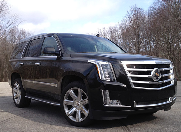 2015 cadillac escalade suv review consumer reports news. Black Bedroom Furniture Sets. Home Design Ideas