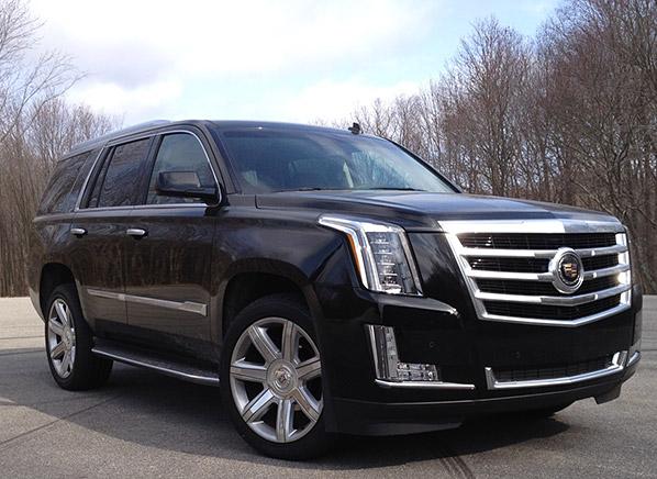 2015 Cadillac Escalade   SUV Review - Consumer Reports News