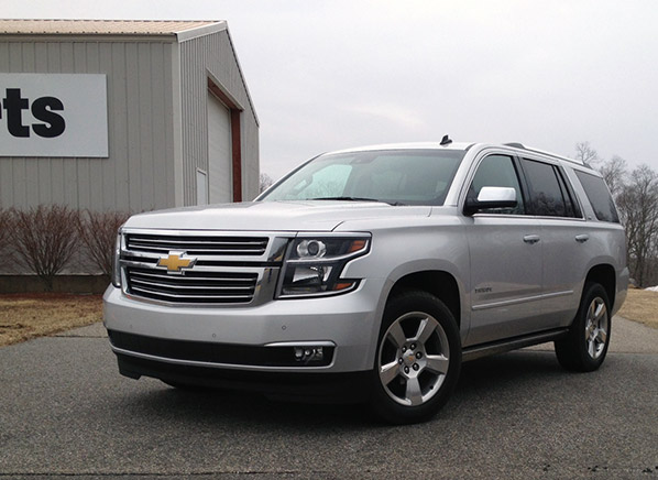 2015 Chevrolet Tahoe, GMC Yukon | First Drive Review - Consumer