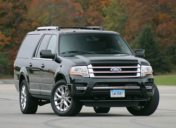 Can The 2015 Ford Expedition El Keep Up With The Chevrolet