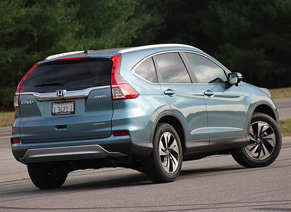 2015 Honda CR-V new powertrain, safety features, and diabolical ...