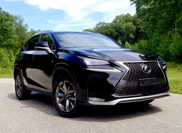 6 cool things about the all new lexus nx consumer reports news. Black Bedroom Furniture Sets. Home Design Ideas