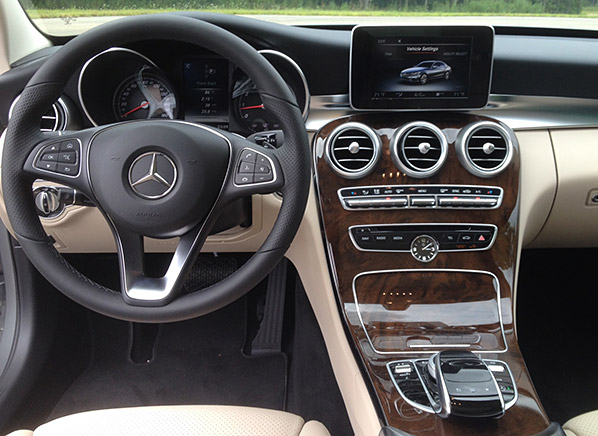 All New 2015 Mercedes Benz C Class Looks To Be A Luxurious