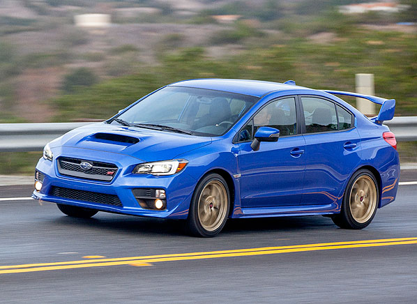 2015 subaru wrx sti first drive review consumer reports news. Black Bedroom Furniture Sets. Home Design Ideas