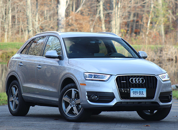 compact 2015 audi q3 delivers full scale versatile urban package consumer reports. Black Bedroom Furniture Sets. Home Design Ideas