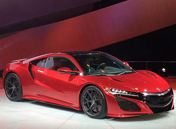 Sexiest Car: 5 Hottest Cars At The Detroit Auto Show