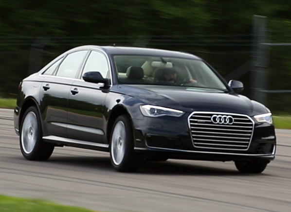 2016 Audi A6 First Drive Review Consumer Reports