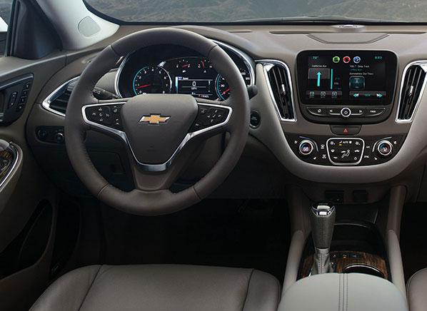 2016 Chevrolet Malibu New York Auto Show Consumer Reports