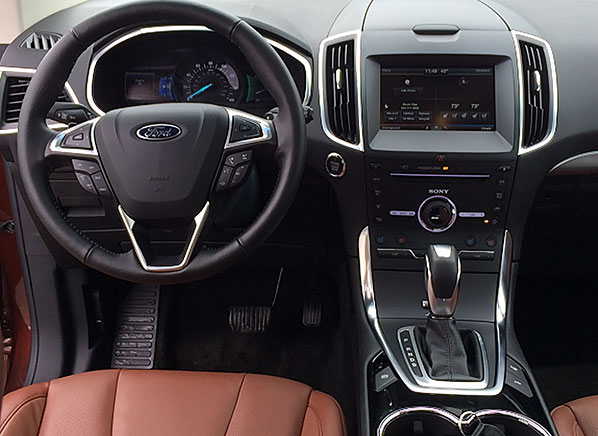 2015 ford edge review consumer reports
