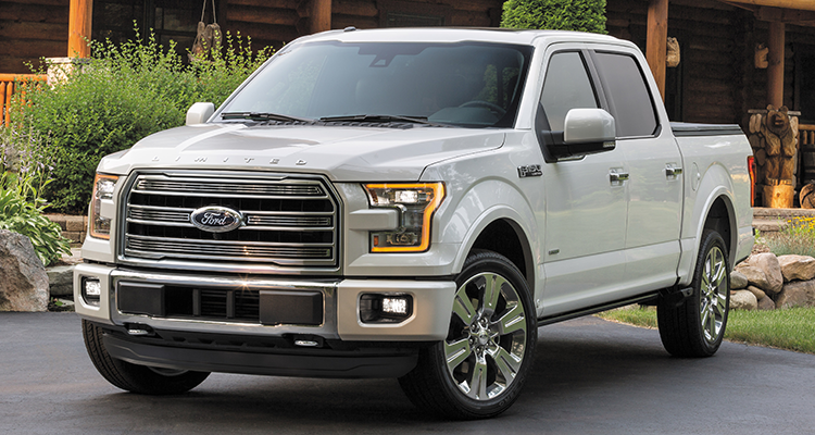 The Ford F-150 pickup truck is a good choice to get to 200,000 miles.