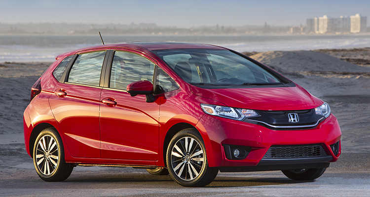 The Honda Fit is a best-in-class car, says Consumer Reports