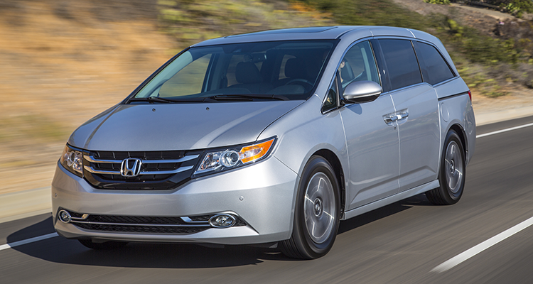 The Honda Accord minivan is a good choice to get to 200,000 miles.