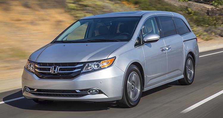 Minivan Honda Odyssey