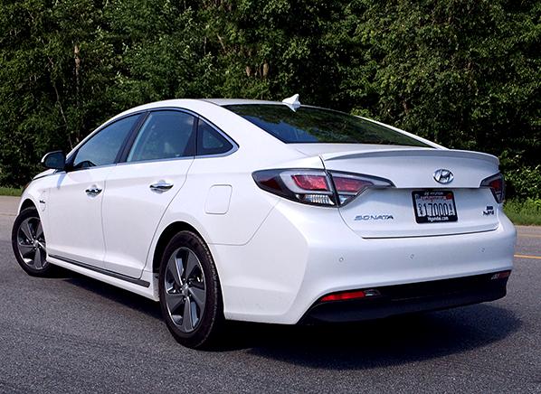 2016 Hyundai Sonata Plug In Hybrid First Drive Consumer