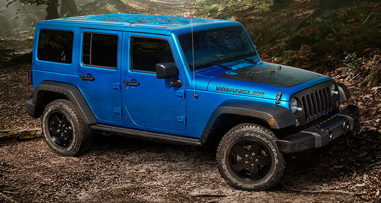 The Jeep Wrangler Unlimited is one of the worst cars of 2015