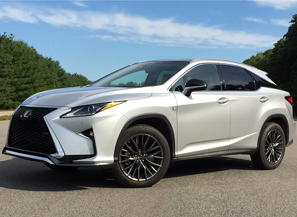 2016 Lexus RX Hits the Reset Button - Consumer Reports
