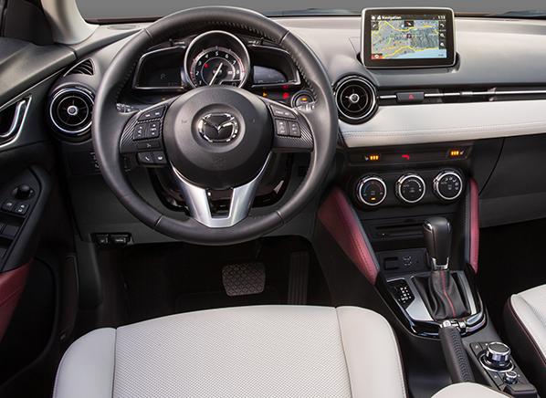 2016 Mazda Cx 3 Suv First Drive Consumer Reports