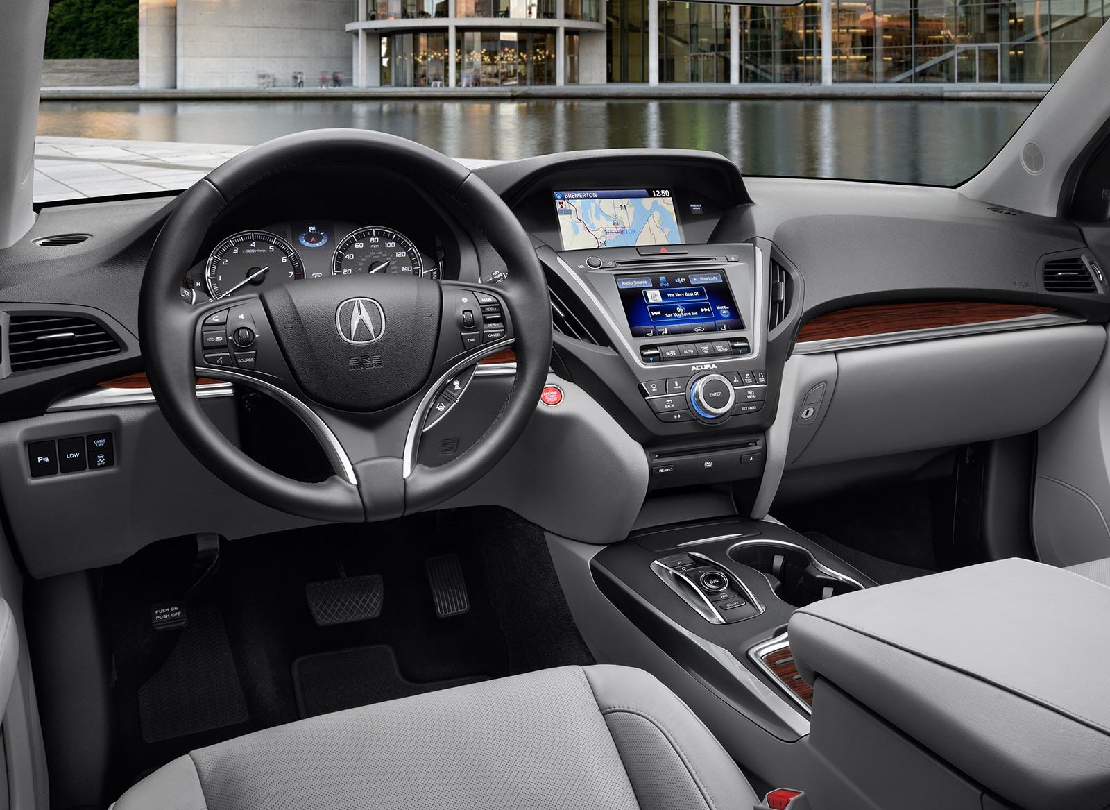 Acura MDX: 2016 vs. 2015 - Consumer Reports