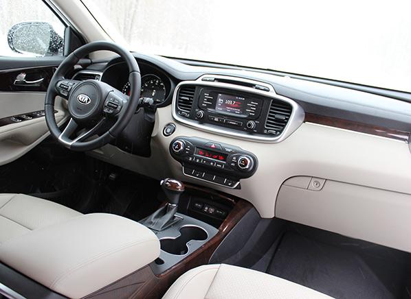 Redesigned 2016 Kia Sorento Suv Steps It Up Consumer Reports
