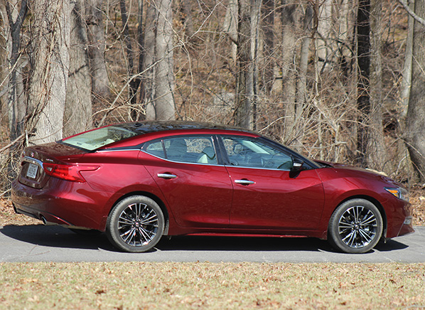 2016 Nissan Maxima First Drive Review - Consumer Reports