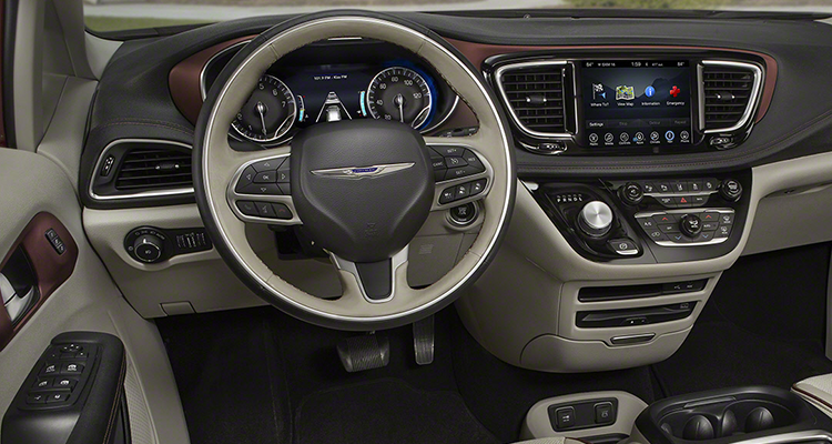 2017 chrysler pacifica aims to reinvent the minivan consumer reports for Chrysler pacifica 2017 interior