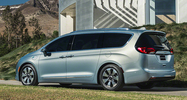 2017 Chrysler Pacifica Aims to Reinvent the Minivan - Consumer Reports