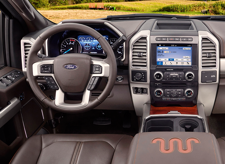 2017 ford super duty pickup truck goes aluminum consumer. Black Bedroom Furniture Sets. Home Design Ideas