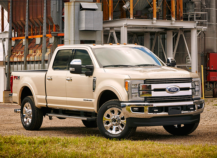 2017 Ford Super Duty Pickup Truck Goes Aluminum - Consumer Reports