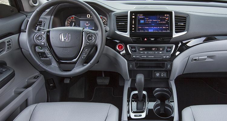 2017 Honda Ridgeline Pickup Truck Looks Conventional But Still Innovative Consumer Reports