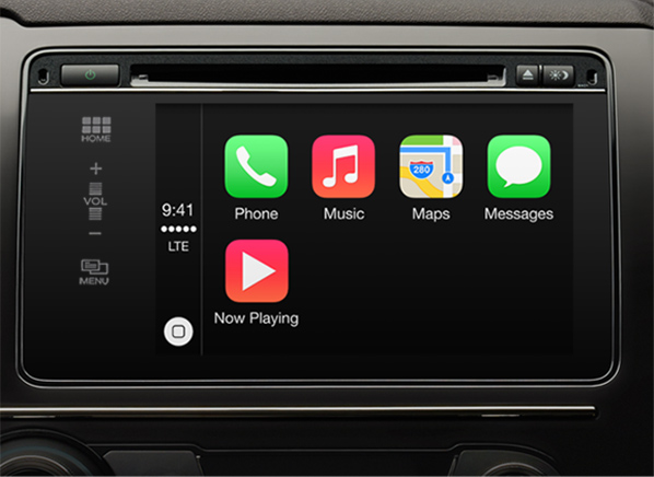 how to get carplay in car screen