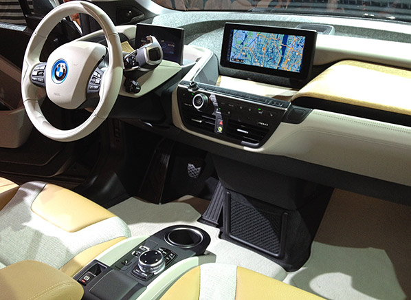 2014 Bmw I3 Electric Car Consumer Reports