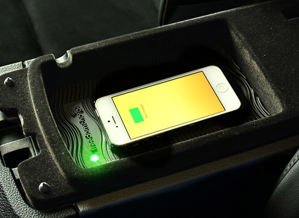 wireless phone charging for any vehicle consumer reports. Black Bedroom Furniture Sets. Home Design Ideas