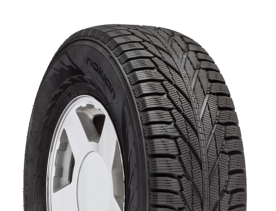 A truck winter/snow tire.