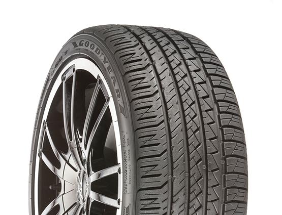 An ultra-high performance tire.