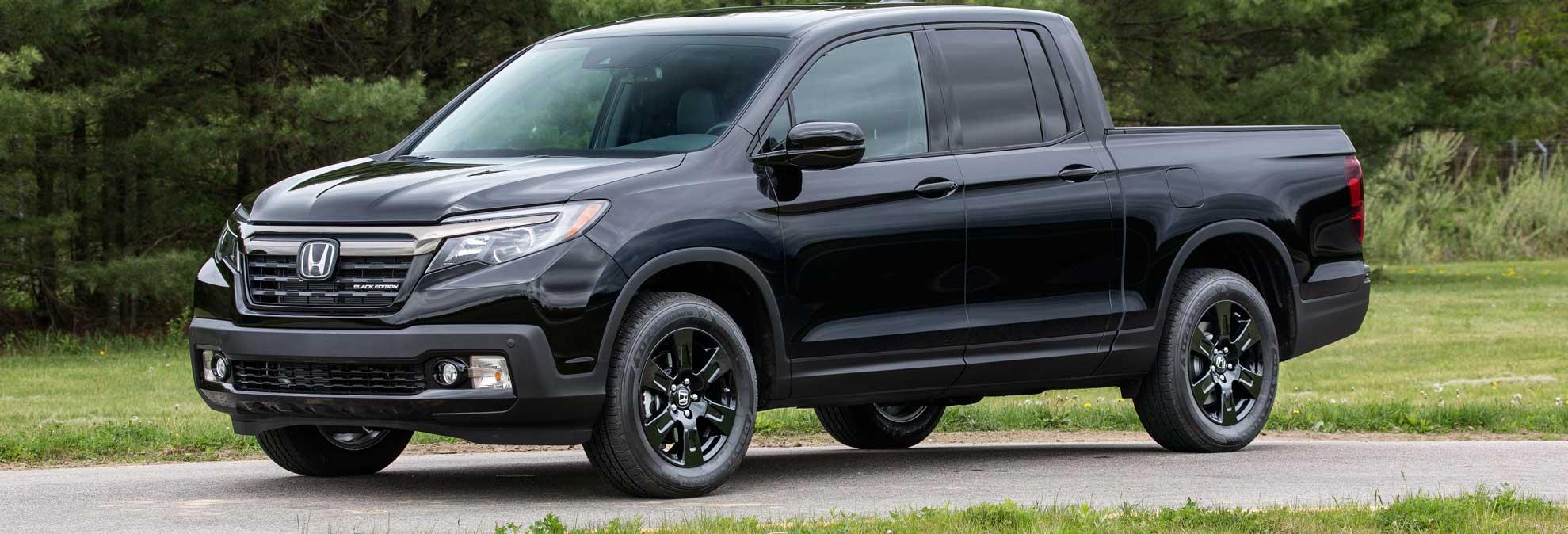 2017 Honda Ridgeline Pickup - Consumer Reports