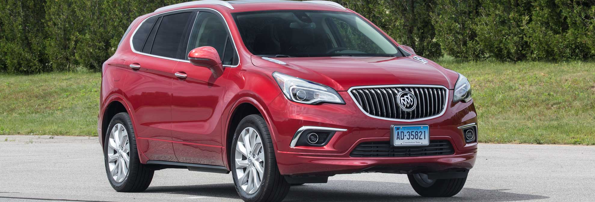 new 2016 buick envision suv proves disappointing. Black Bedroom Furniture Sets. Home Design Ideas