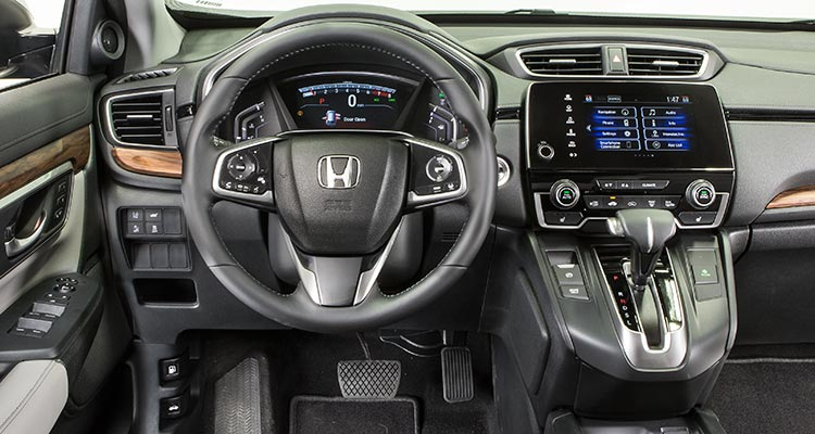 2017 Honda CR-V Makes a Strong First Impression - Consumer Reports