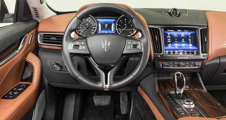 first drive 2017 maserati levante suv consumer reports. Black Bedroom Furniture Sets. Home Design Ideas